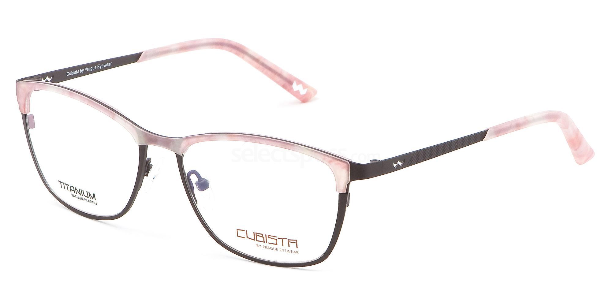C1 CUB8322 Glasses, Cubista