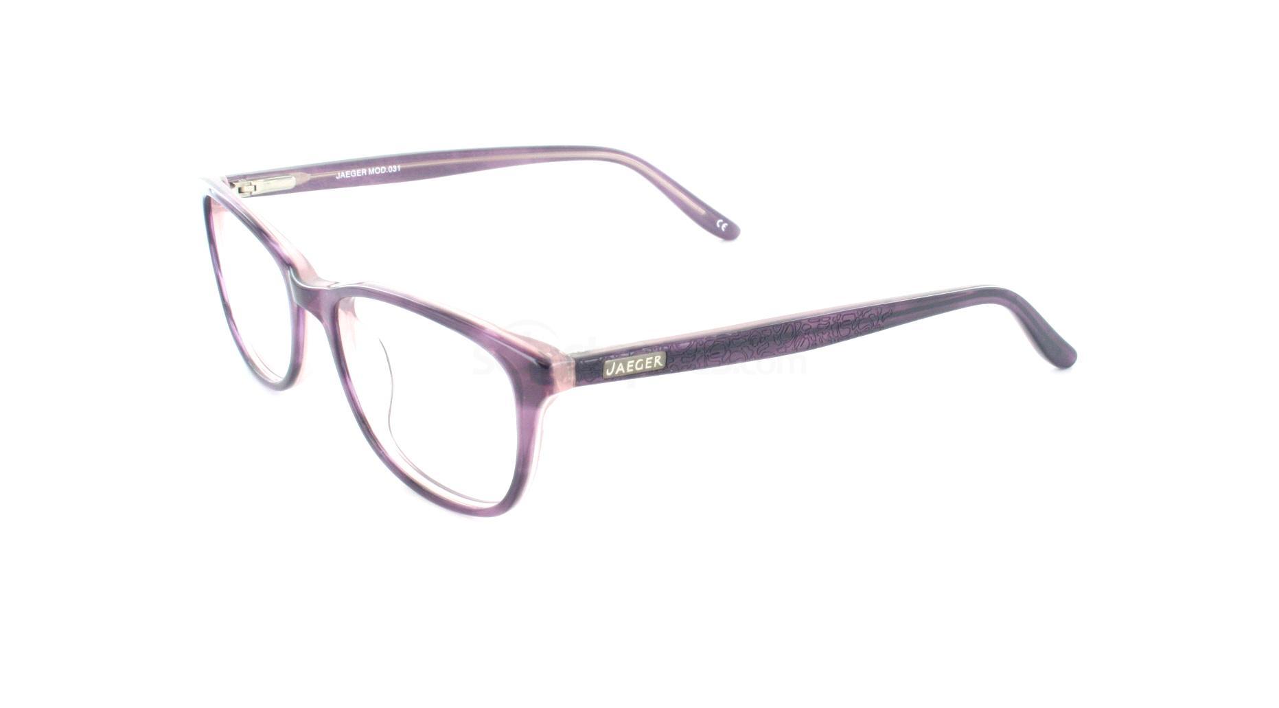 C2 31 Glasses, Jaeger London