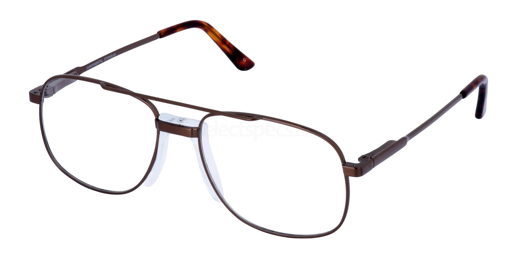 Brown OLIVER-DEE Glasses, Cameo