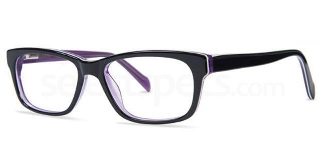 Black CHINOOK Glasses, Cameo