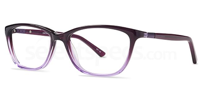 Purple JASMINE Glasses, Cameo