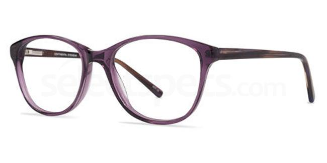 Purple MEGAN Glasses, Cameo