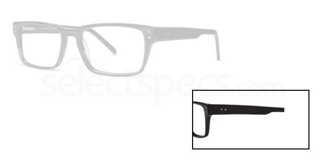 Black TYPHOON Glasses, Cameo