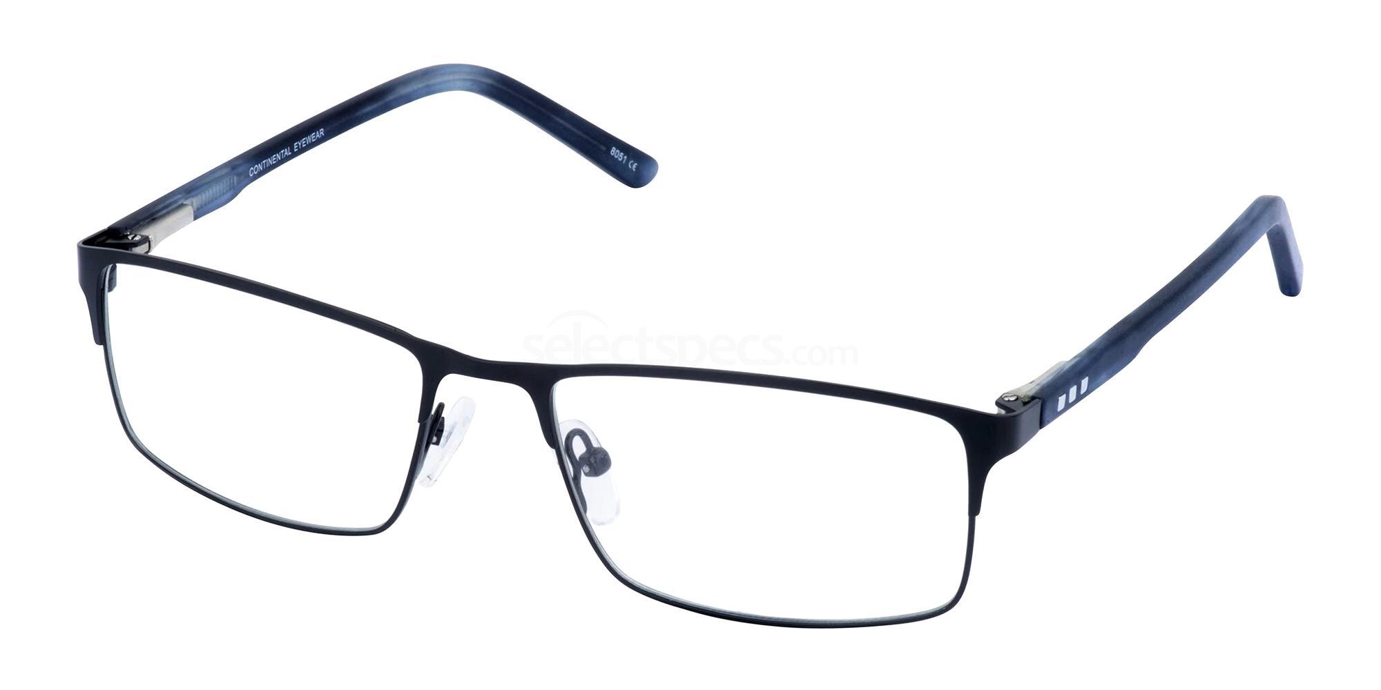 Black JEREMY Glasses, Cameo