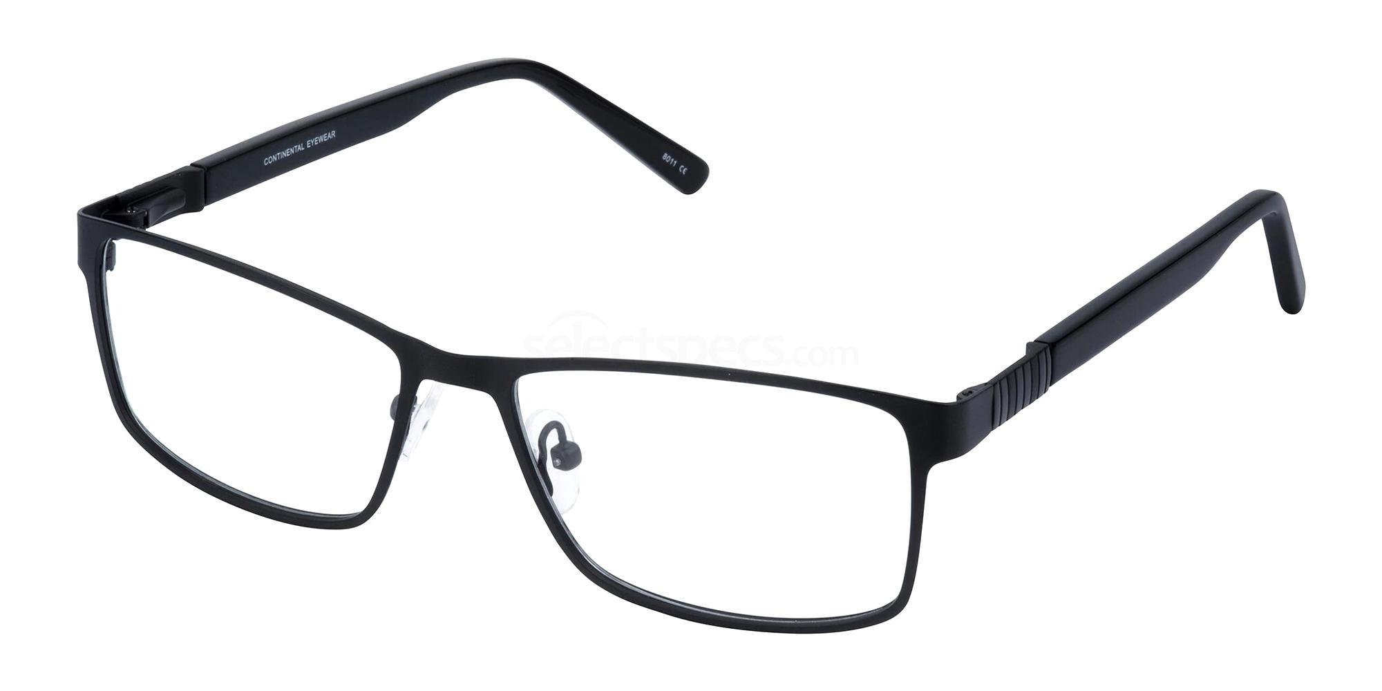 Black LIONEL Glasses, Cameo