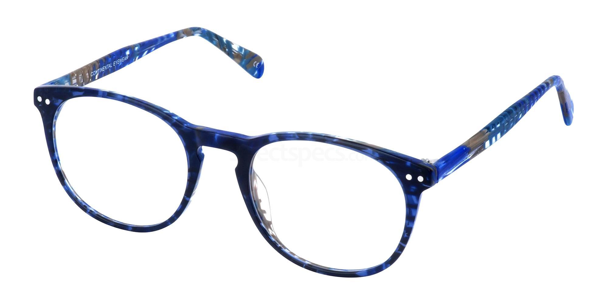 Blue SUNNY Glasses, Cameo