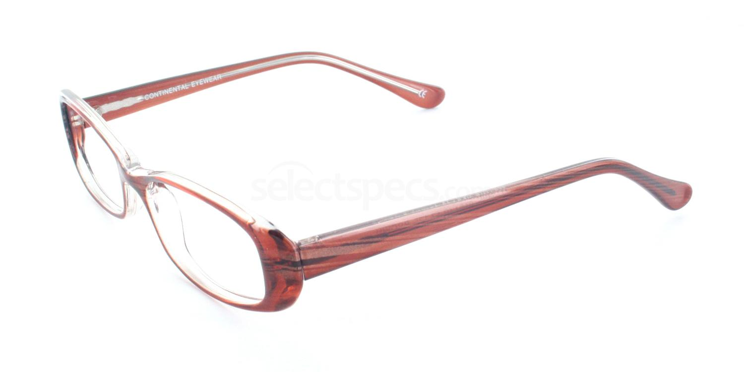 Brown 810 Glasses, Matrix