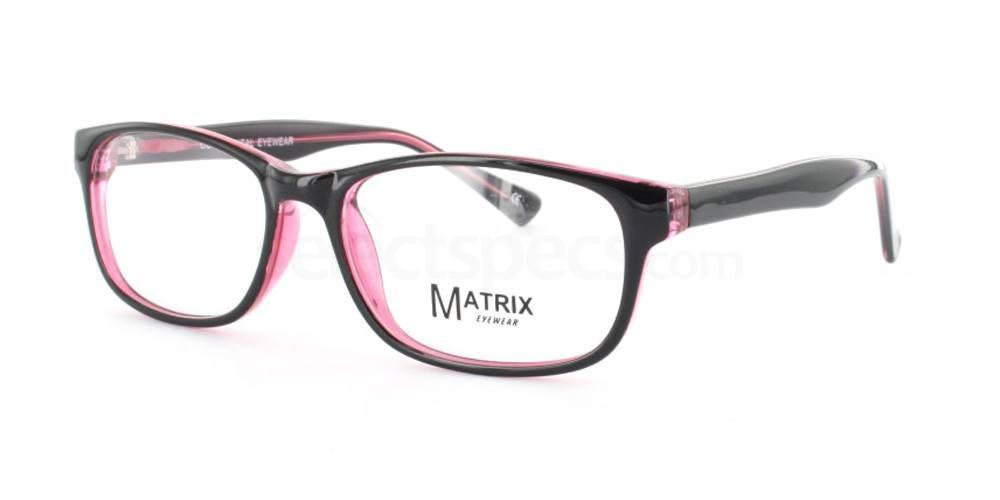 Purple 815 Glasses, Matrix