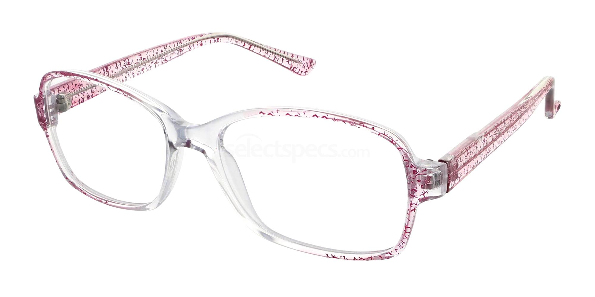 Pink 817 Glasses, Matrix