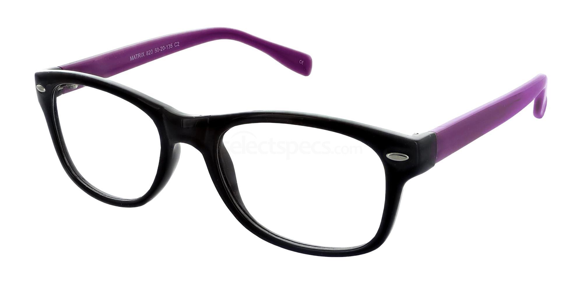 C.2 820 Glasses, Matrix