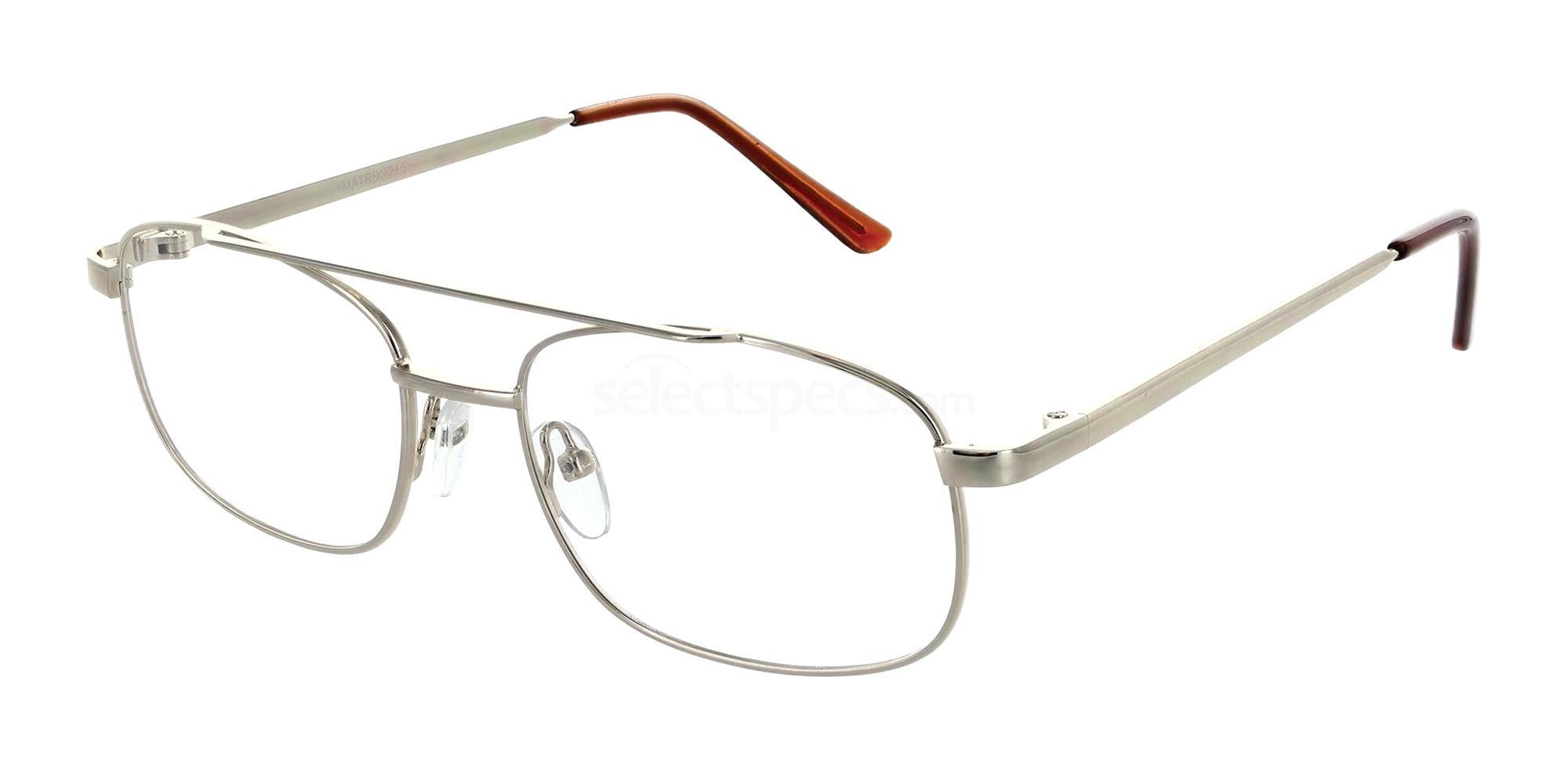 Gold 215 Glasses, Matrix