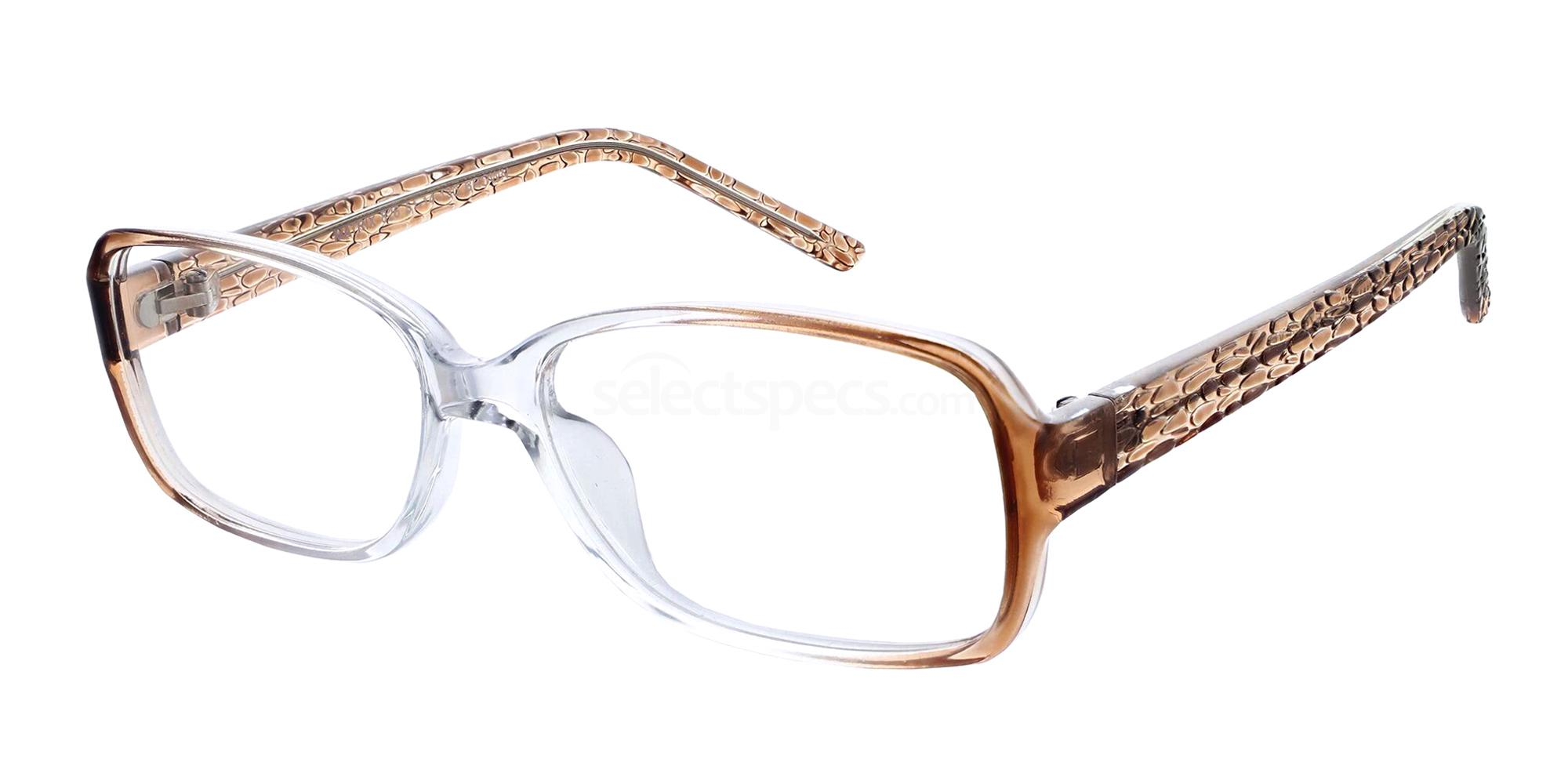 Brown 826 Glasses, Matrix