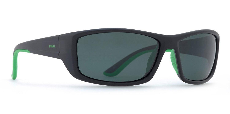 C A2603 - Active Collection Sunglasses, INVU