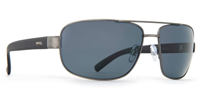 B B1419 - Men's Collection Sunglasses, INVU
