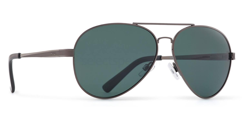 B B1501 - Men's Collection Sunglasses, INVU