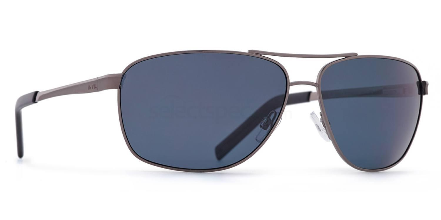 A B1503 - Men's Collection Sunglasses, INVU