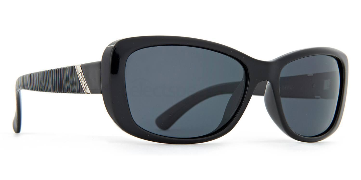 A B2400 - Women's Collection Sunglasses, INVU