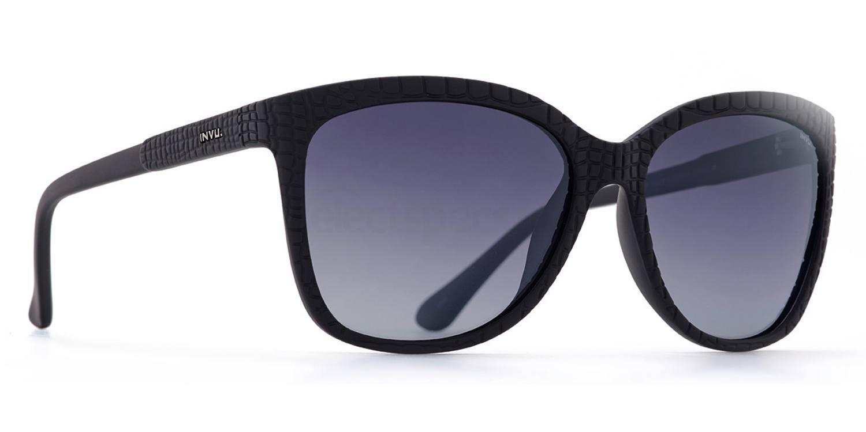 A B2516 - Women's Collection Sunglasses, INVU