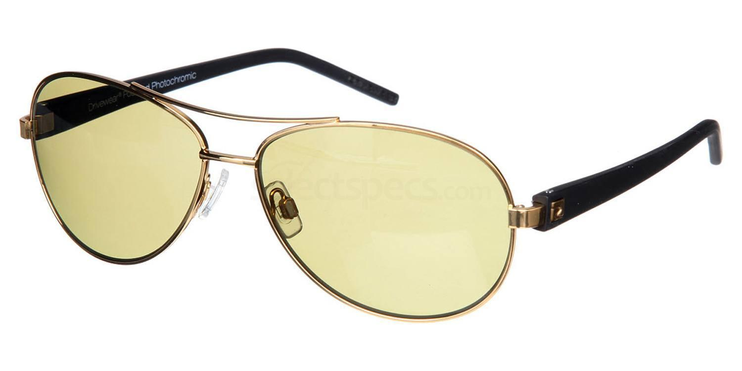 Gold sunglasses new aviatore