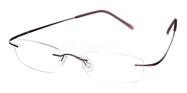 Mocha SL01 Glasses, Superlite Eyewear