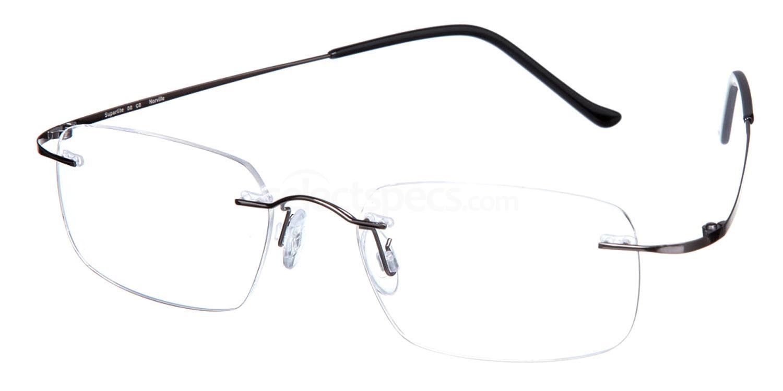 Gunmetal SL08 Glasses, Superlite Eyewear