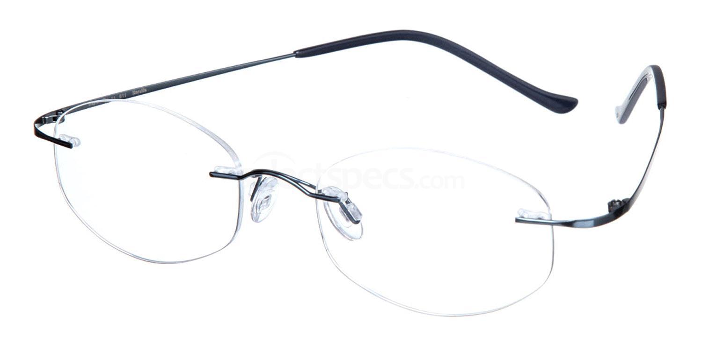Grey/Green SL11 Glasses, Superlite Eyewear