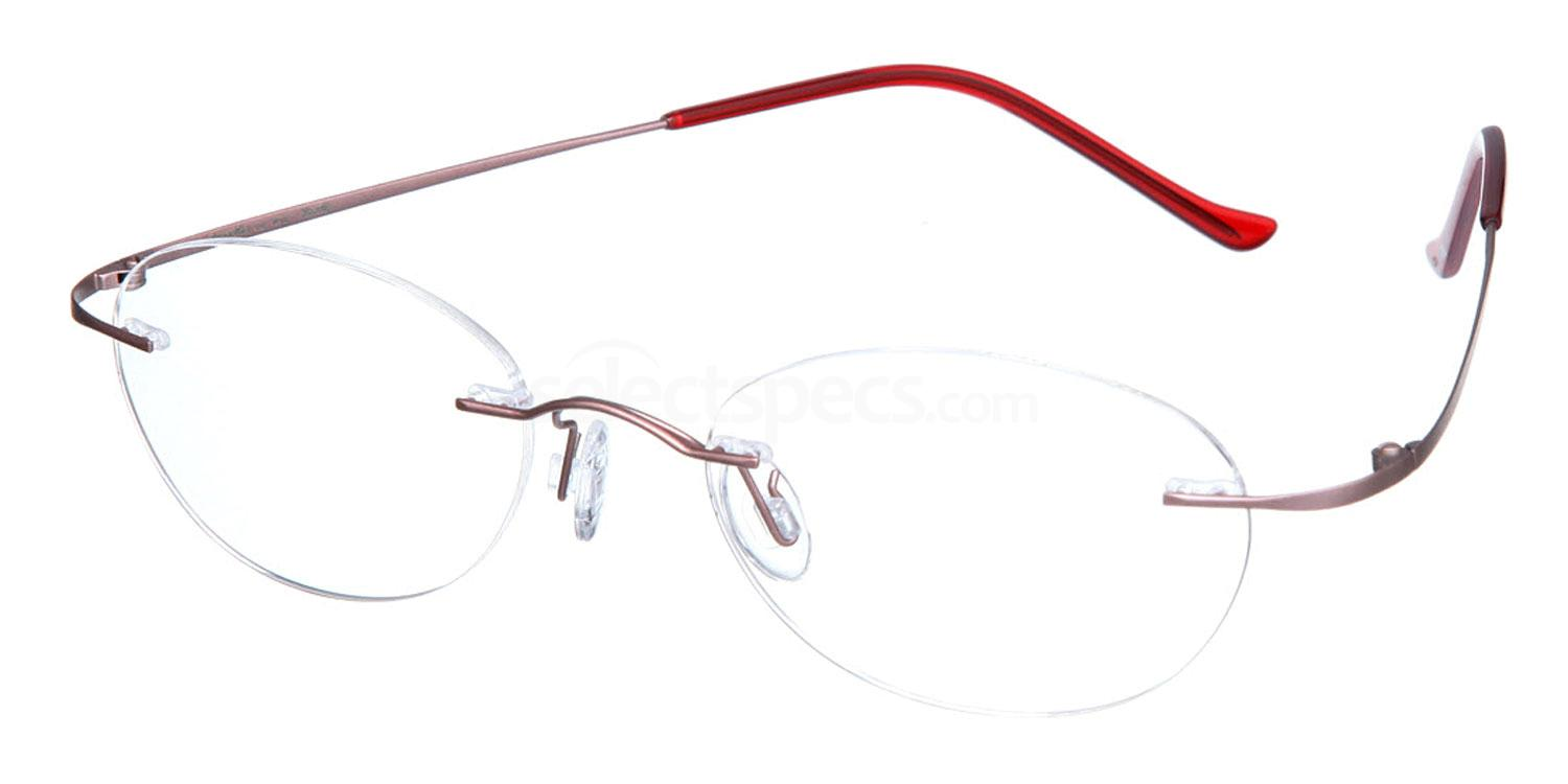 Mauve/Grey SL12 Glasses, Superlite Eyewear