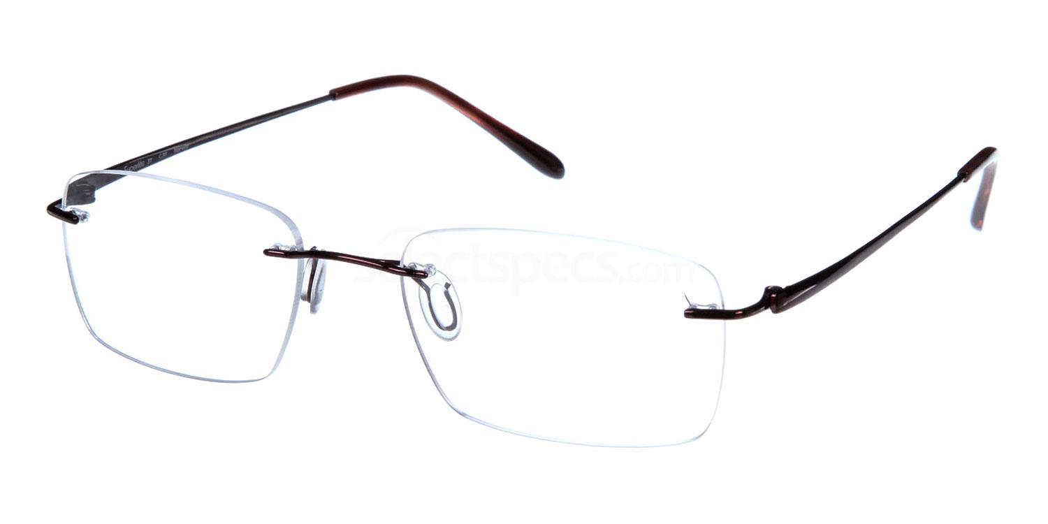 Bronze SL37 Glasses, Superlite Eyewear