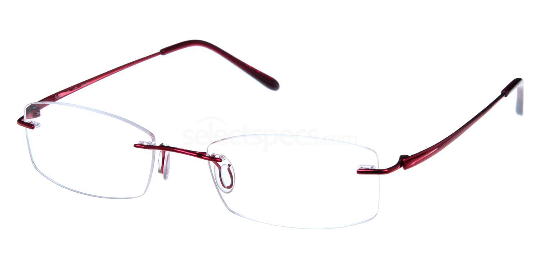 Red SL38 Glasses, Superlite Eyewear