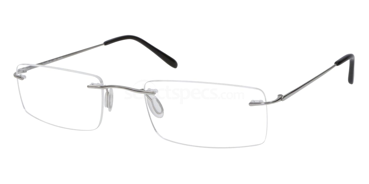 Silver SL52 Glasses, Superlite Eyewear