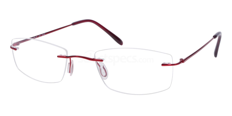 Red SL54 Glasses, Superlite Eyewear