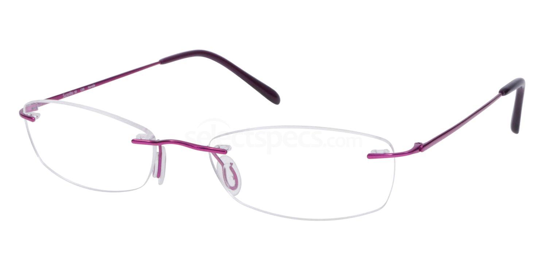 Pink SL55 Glasses, Superlite Eyewear