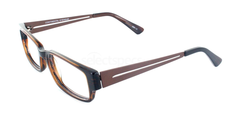 Brown 63 Glasses, Zenith Zest