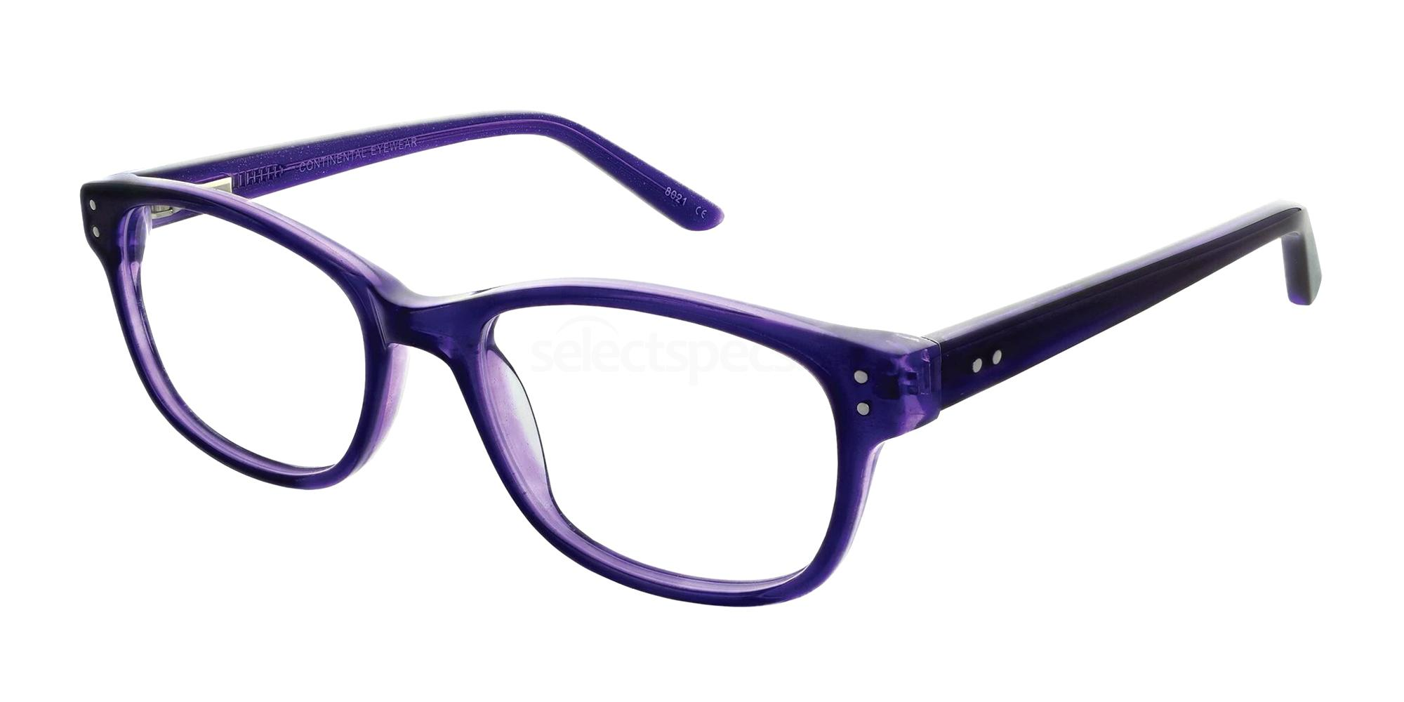 Purple 75 Glasses, Zenith Zest