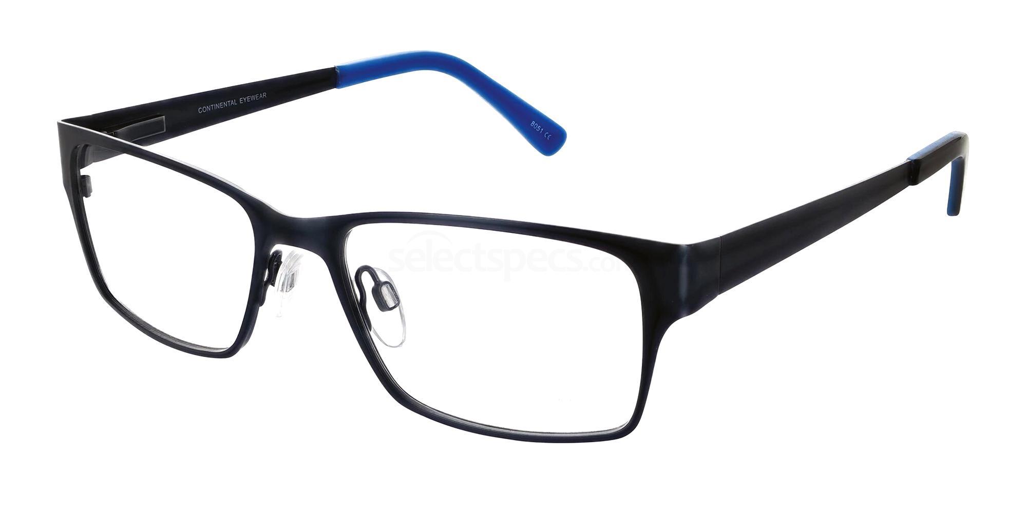 Denim 78 Glasses, Zenith Zest