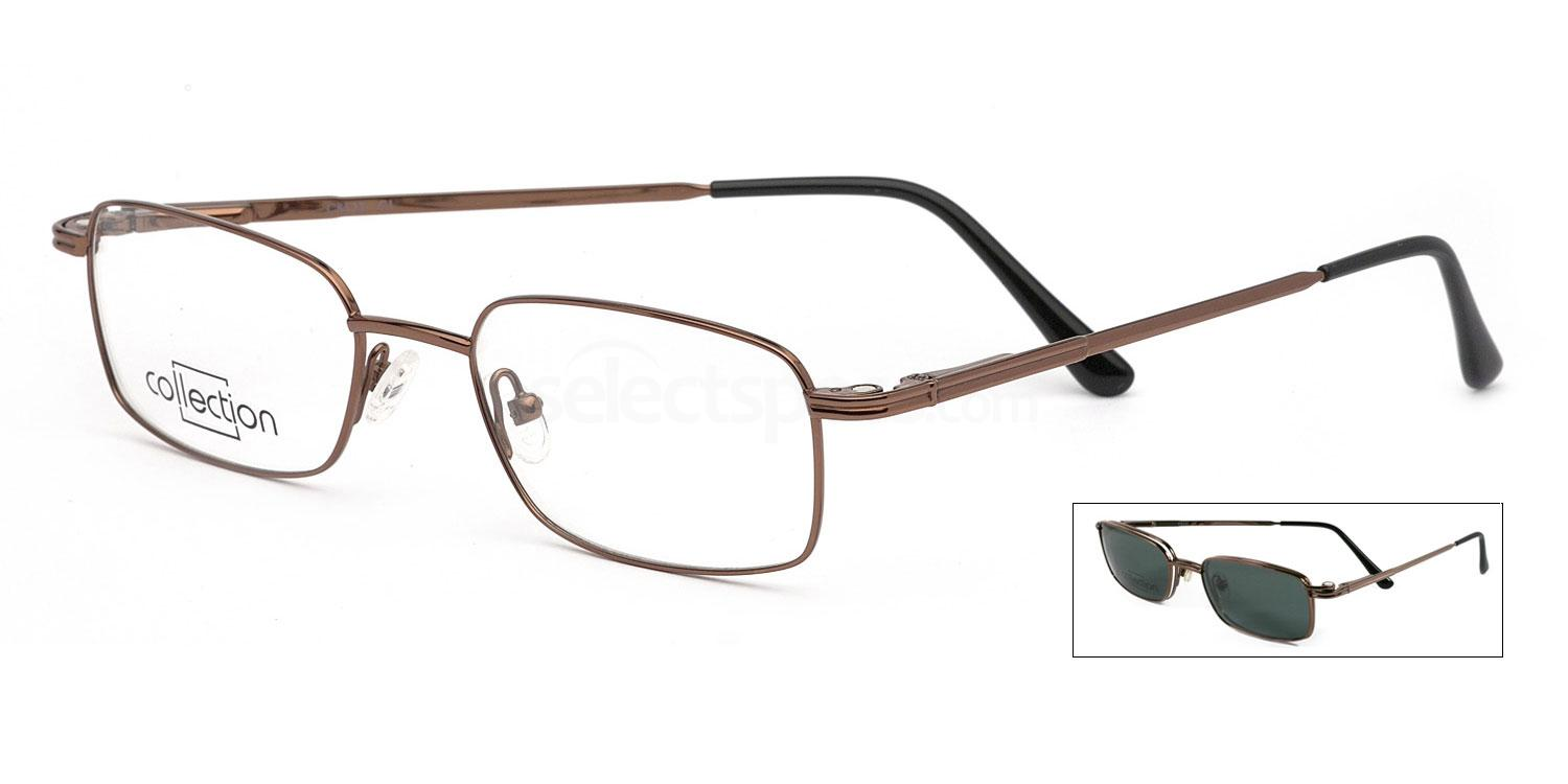 C1 C8122 - With clip on Glasses, Collection Eyewear