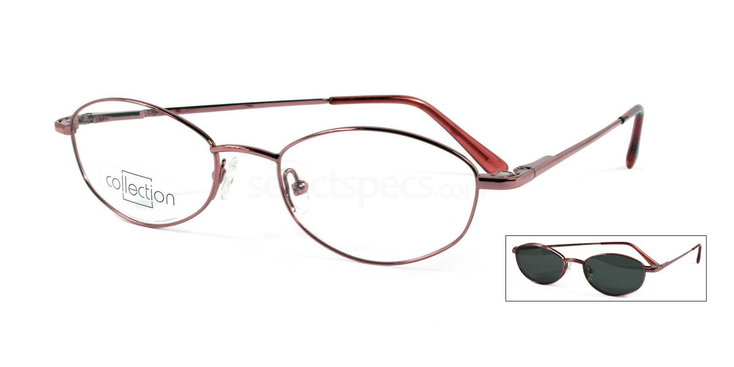 C1 C8128 - With clip on Glasses, Collection Eyewear
