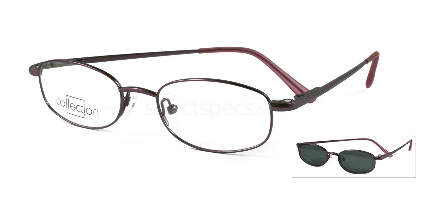 C1 C8130 - With clip on Glasses, Collection Eyewear