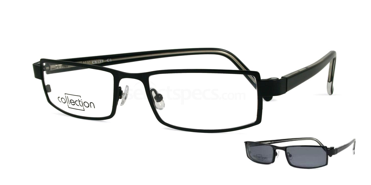C1 C8137 - With clip on Glasses, Collection Eyewear