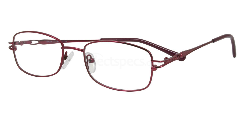 C1 AF29 Glasses, Ideals