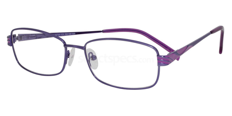 C1 AF33 Glasses, Ideals