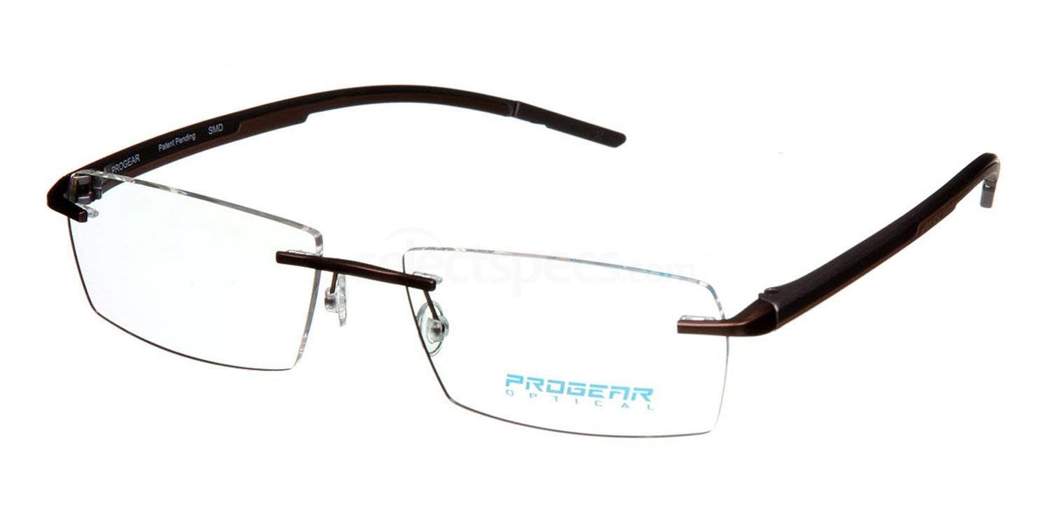 Brown / Gray OPT-1102 Glasses, ProGear Optical