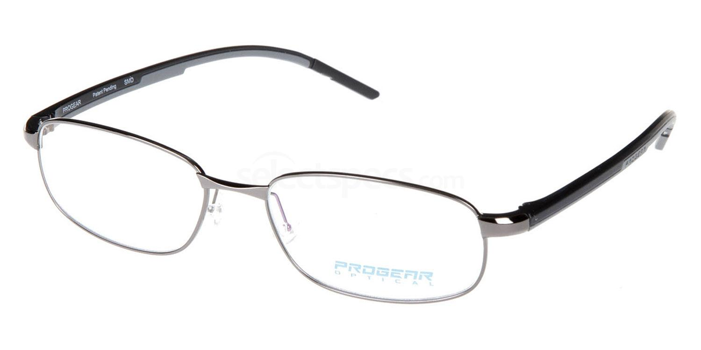 Dark Gun / Black / Gray OPT-1104 Glasses, ProGear Optical