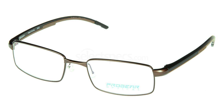 Brown / Black OPT-1105 Glasses, ProGear Optical