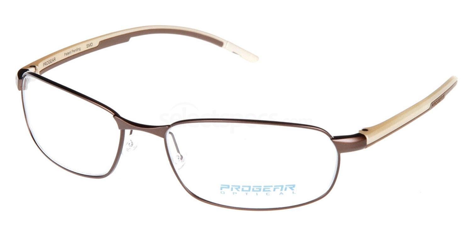 Brown / Champagne OPT-1106 Glasses, ProGear Optical