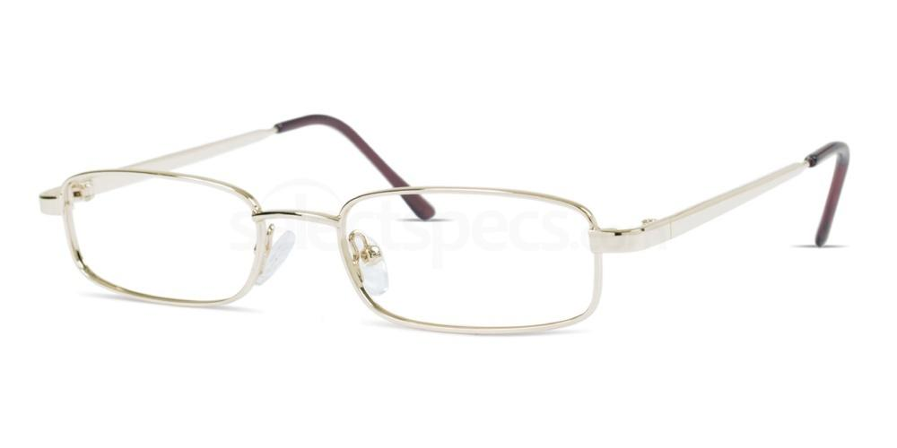 Gold 218 Glasses, Budget Metals