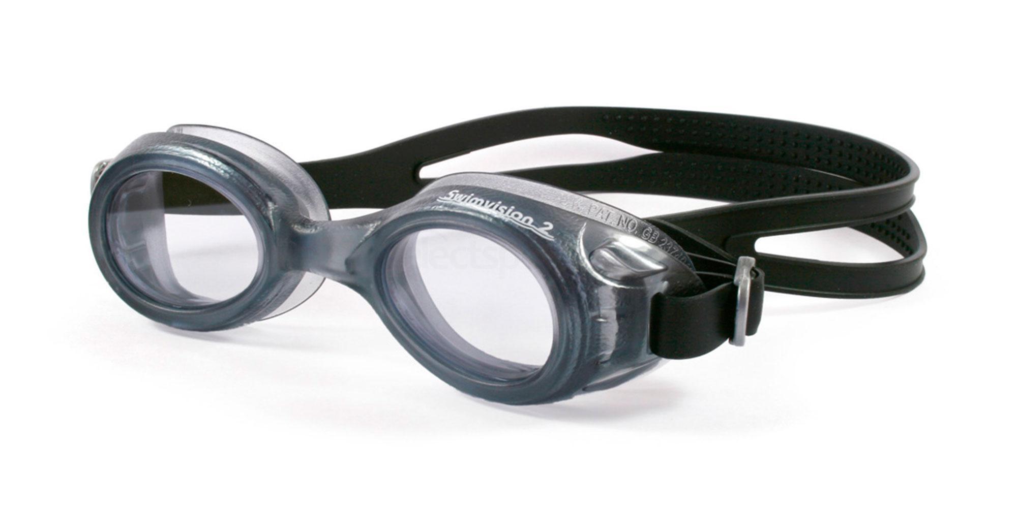 Smoke Swimvision 2 (8+ years) Accessories, Sports Eyewear Kids
