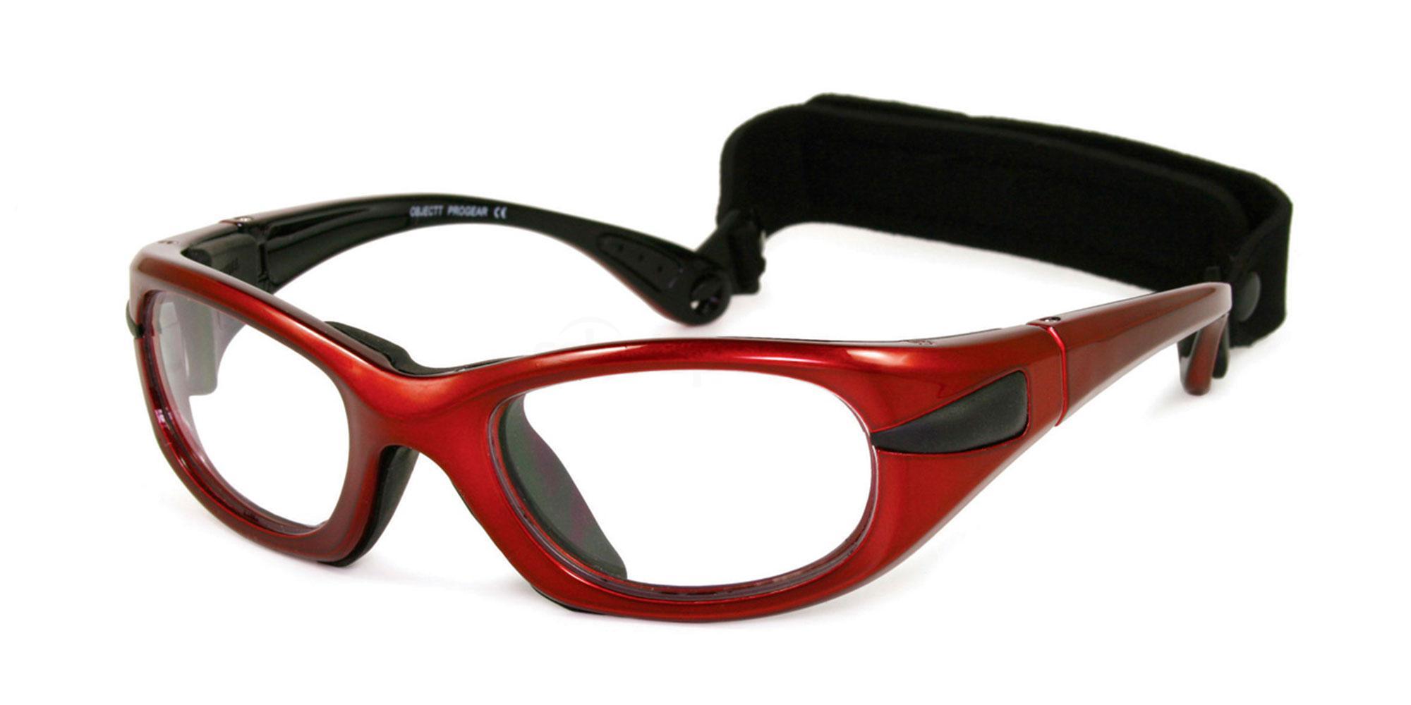 Red Progear EG-S 1010 Accessories, Sports Eyewear