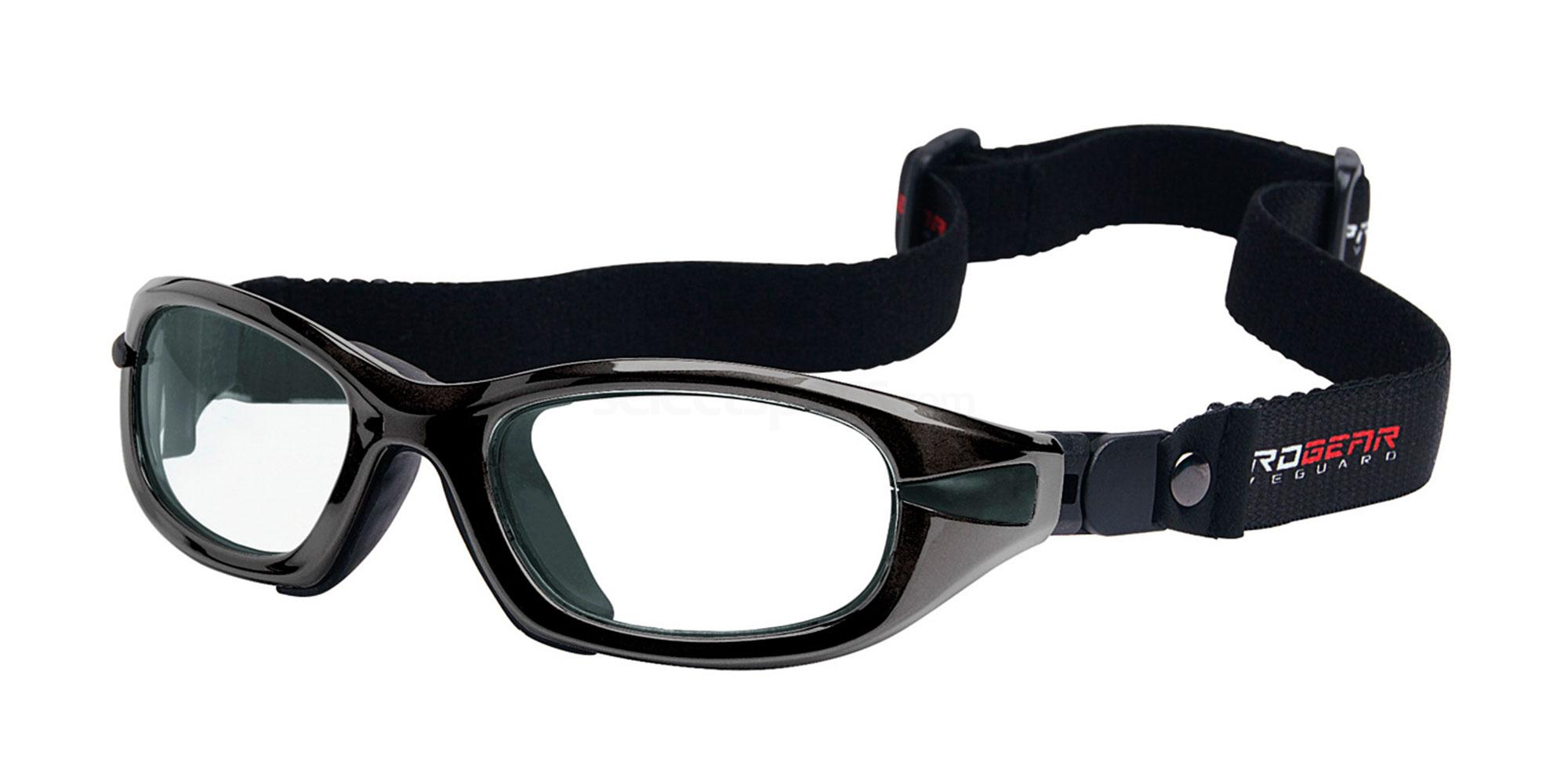 Black Progear EG-M 1021 Accessories, Sports Eyewear