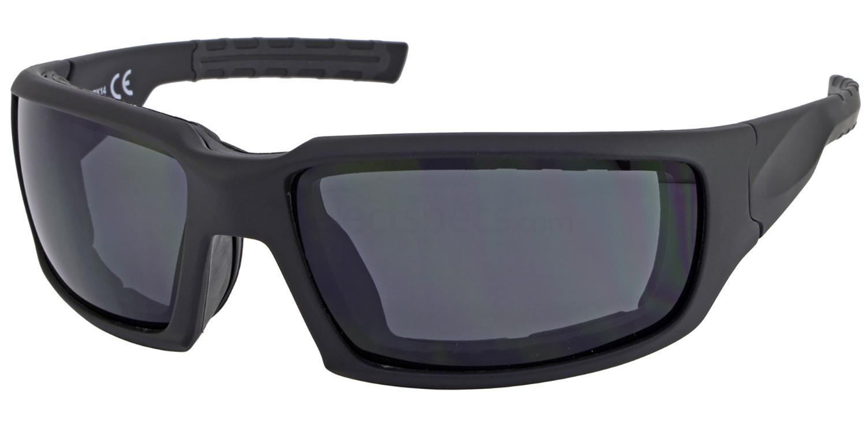 Matt Black SRX14 Sunglasses, Sports Eyewear